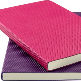 Bristol Diamenta Ruled & Numbered Pocket Flexible Notebooks