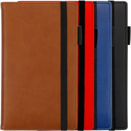 Newton Veleta Classic Numbered Pocket Notebook Pad Cover