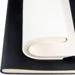York Smooth Ruled & Numbered A5 Flexible Notebooks