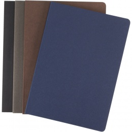 York Recyclable Ruled & Numbered A5 Flexible Notebooks