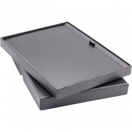 Park Lane A5 Ruled Split Leather Notebook in Gift Box