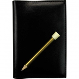 Aldridge Coram Pocket Notebook with Pencil